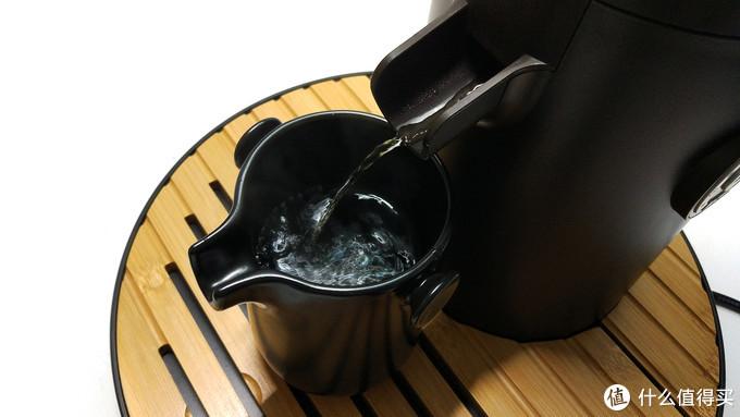 懒人泡茶神器,三分钟就能泡出大师级好茶——TEAMOSA智能泡茶机简评