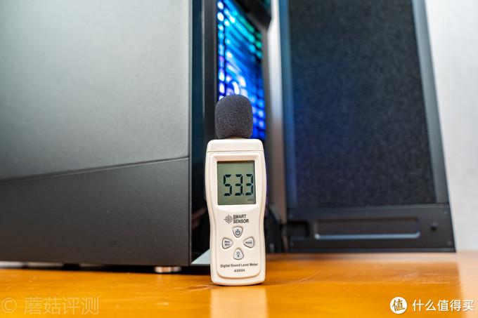 RGB灯效大厂转身做静音?酷冷至尊清风侠S600机箱 深度评测