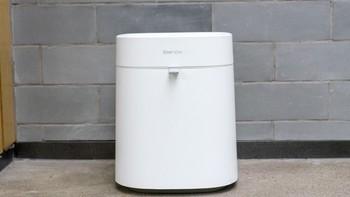 拓牛智能垃圾桶T Air使用总结(打包|换袋|容量)