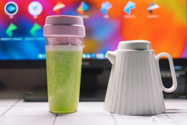 随时随地喝果汁,小米有品17PIN星果杯给你夏日清凉