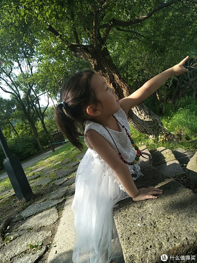 带朵朵去湘湖玩
