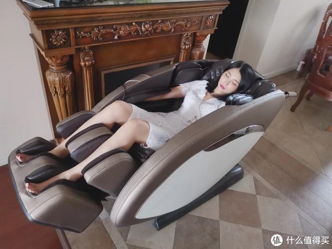 在家大保健?10分钟就上头!西屋 S300按摩椅使用测评