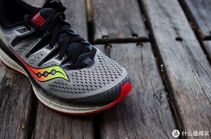 """复出的第一步就是""""胜利"""",Saucony 索康尼 Triumph iSO 5 跑鞋"""