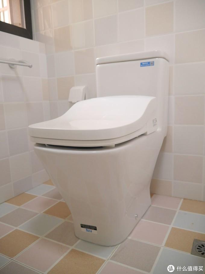 提升幸福指数小伙伴——简评 Roca 欧乐净+盖普一体智能座厕