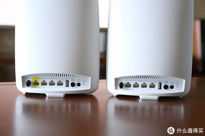 完美无损升级现有网络方案:网件奥秘三频Mesh分体路由