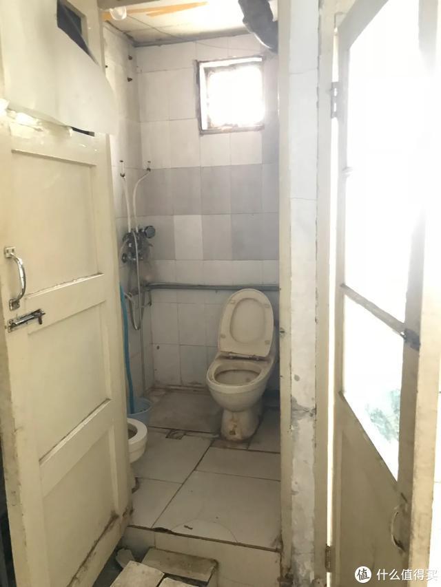 卫生间,蹲便台改装马桶