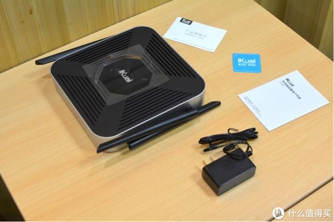 再也不担心断网了,爱快推出企业级全千兆双频无线路由器IK-Q50