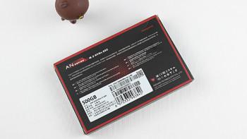 阿斯加特AN3 500G NVMe SSD性能体验(温度 金手指 安装 配置 容量)