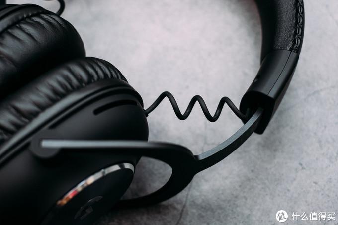 游戏向的尖子生,打游戏就是要爽:罗技G PRO X游戏耳机