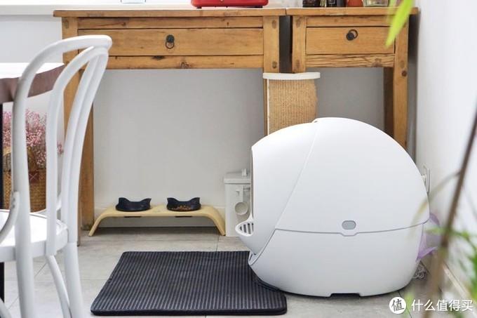 喵星人智能厕所—Petree全自动猫砂盆