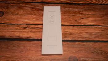 智米风扇遥控器外观展示(本体|按钮|电池|电池盖)