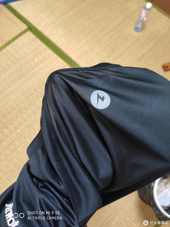 原来你是这样的土拨鼠,19新速干T恤/R60390/曜石黑开箱晒单