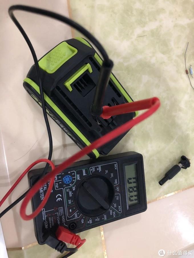 达文西之拆解25元包快的威克士20v充电器并改造实录