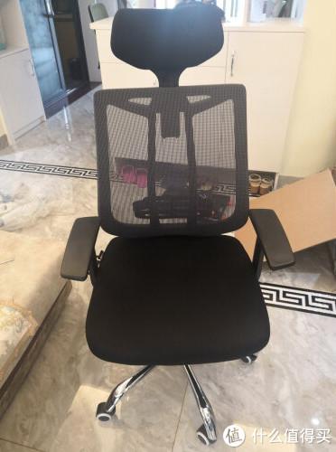 这款椅子,去除久坐带来的苦恼