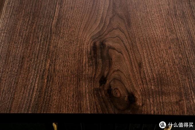 肉眼可见黑胡桃木的射线,黑胡桃木板