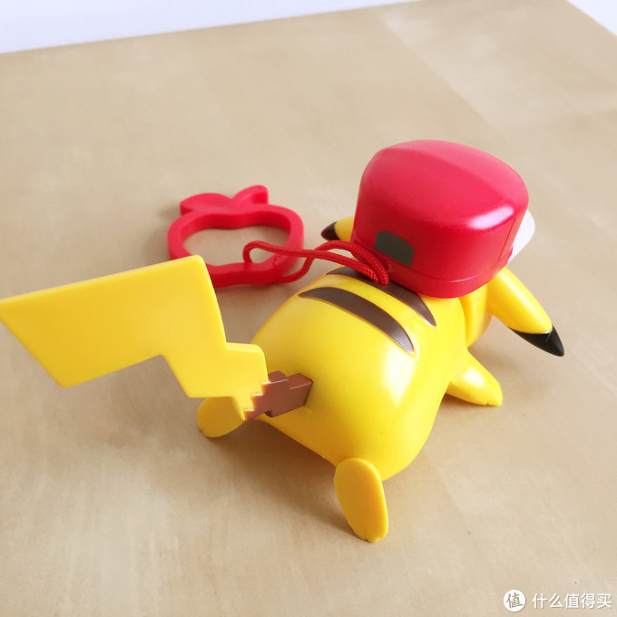 玩具测评丨KFC肯德基2017年皮卡丘春游去