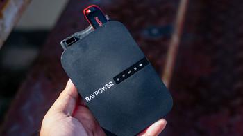 RAVPOWER FileHub 文件宝使用总结(备份|传输|操作|充电)