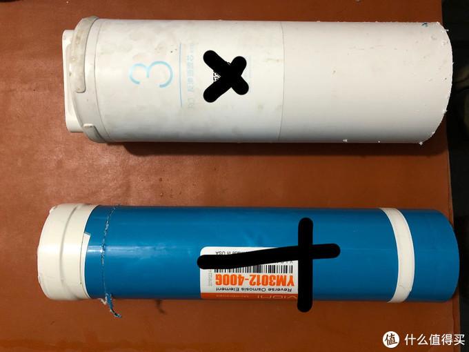 4根滤芯里最贵的,也是官方说科技含量最高的滤芯