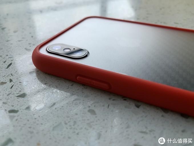 一抹红的Cike升级版超薄保护壳 For iPhone XS MAX体验