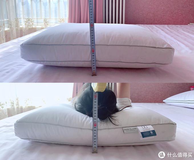 4款千元档鹅绒枕横评,在家也能打造五星级酒店的舒适感!