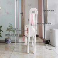 小米有品婴儿椅使用特点(按钮 桌腿 柱垫 扶手 餐盘)