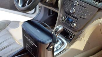 70迈汽车轮胎充气泵使用总结(散热|便携|充气)