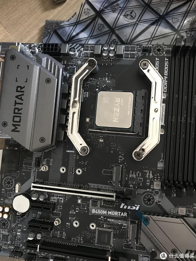 CPU已就位,但是不亮。