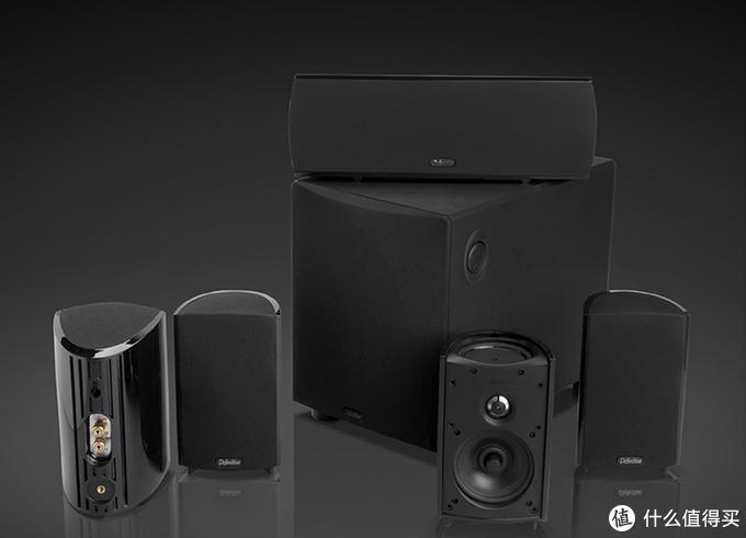 5.1环绕音箱,游戏代入感升级 ——D.T. 的ProCinema系列游戏音箱评测