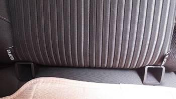 德国Osann欧颂KIN安全座椅安装体验(上拉带|舒适性)