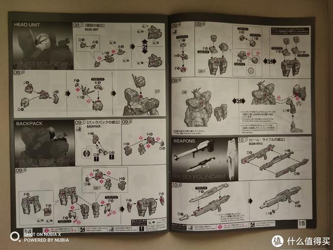 万代 BANDAI RG 第32弹RX -93 VGUNDAM V钢弹惊喜开箱篇上