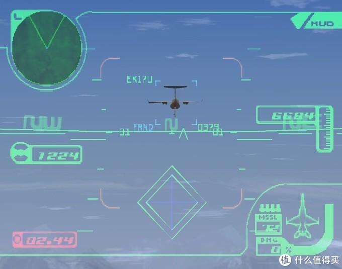 历代皇牌空战都有的空中加油任务