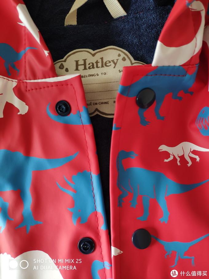 做工用心、用料考究的Hatley儿童雨衣评测