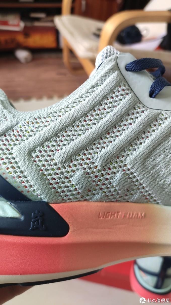 一款期待很久的跑鞋——李宁岚试穿感受