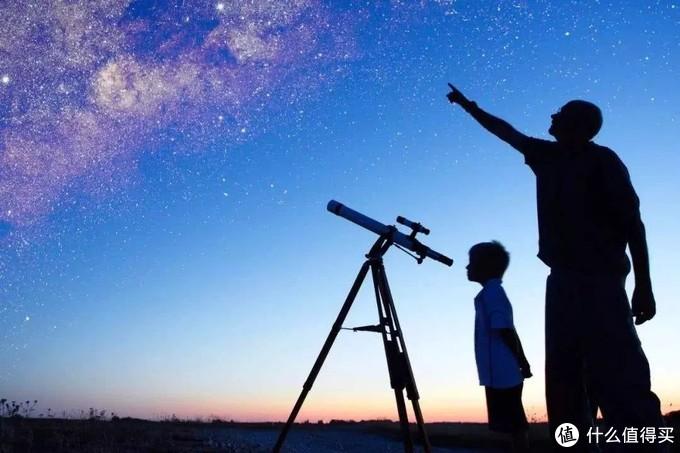 入坑天文就一定要入坑天文望远镜吗?当然不是这样!