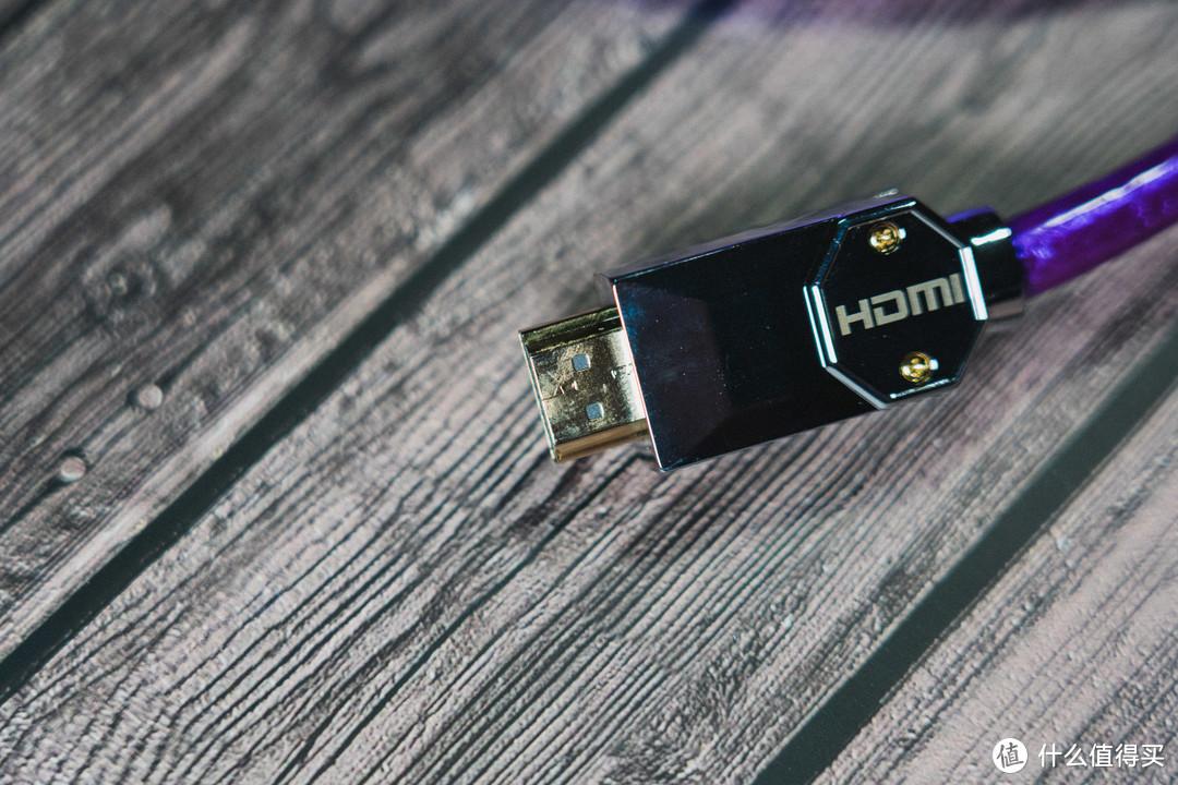 开博尔DP转HDMI视频线开箱