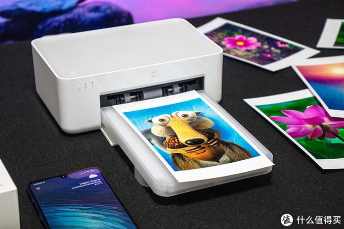 6寸美好细腻还原:小米米家照片打印机体验