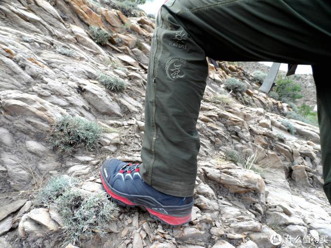 畅享清爽夏日 攀爬运动无拘束 KAILAS凯乐石9A classic攀岩速干裤 评测