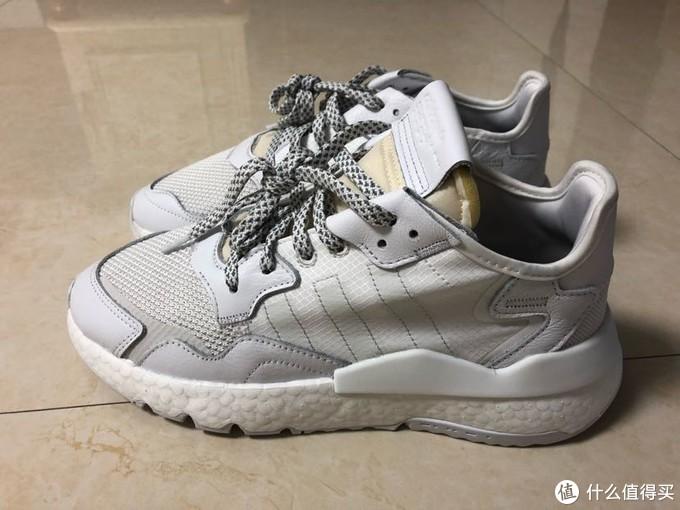adidas nite jogger 2019入手记