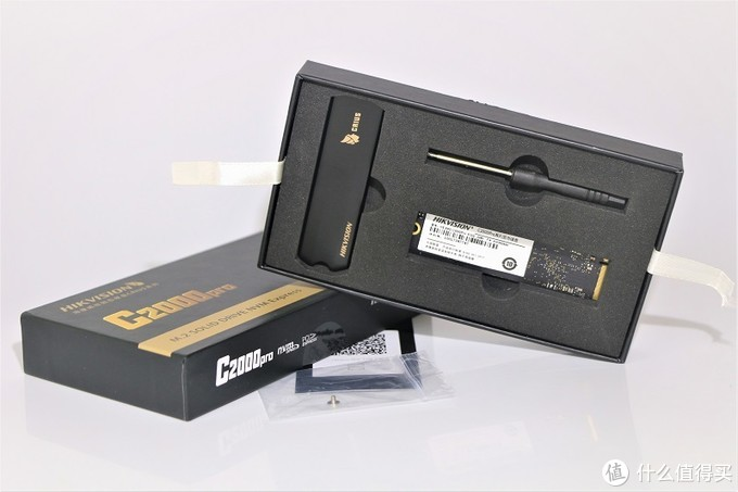 初试海康威视C2000p 512G