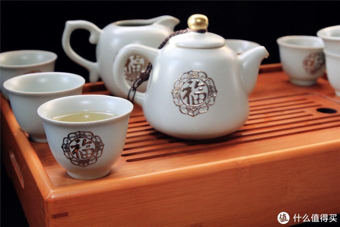 一茶一世界一壶品人生,汝道汝窑功夫茶具评测:走,喝茶去