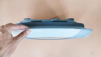 乐伽折叠足浴盆细节展示(盆体 厚度 高度 材质)