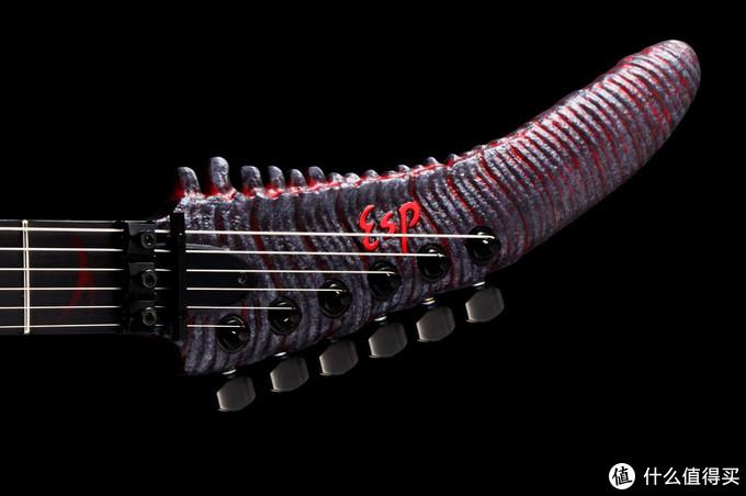 哥斯拉限定吉他开订,手握原子吐息!