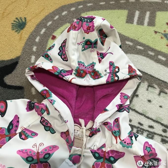 防水!保暖!颜色鲜艳的Hatley A13-RC6DINO100 儿童雨衣