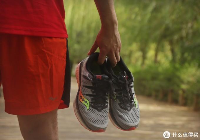 穿上感觉漫步云端 Saucony索康尼  TRIUMPH ISO 5缓冲缓冲跑鞋体验