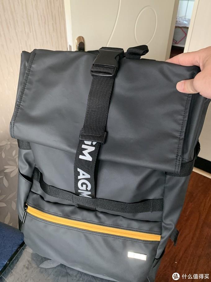 AGM黑盾防水双肩包轻评测之一个四线小城高中教师的EDC