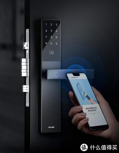 小米智能门锁迎最强对手,仅999元,欧瑞博发布新款智能门锁小金刚C1