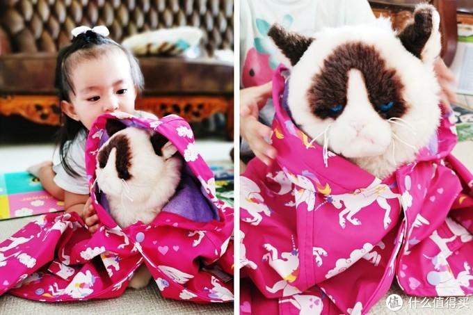 加拿大Hatley儿童雨衣 简单测