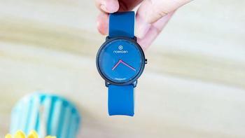 牛丁Noerden智能手表LIFE2包装展示(表带|表盘|厚度|按键)