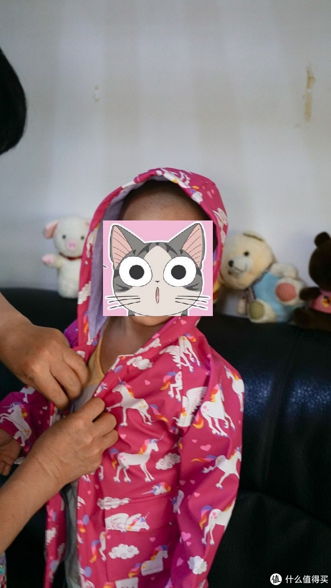 冷暖皆知 - Hatley A13-RC6DINO100 儿童雨衣