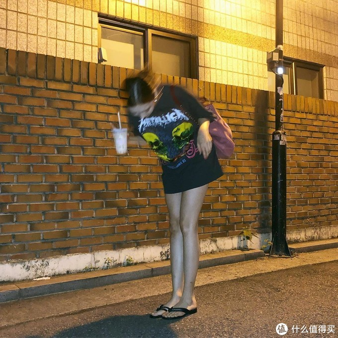 长胖16斤后,腿精李宣美爱上了这条裤子,显瘦显腿长!